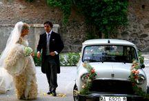 Wedding car decoration / more/más info:www.carolinabouquet.com
