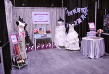 2014 Wedding Fair Calgary - Beautiful Booths / by Calgary Wedding Fair