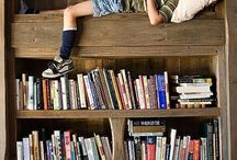 Klatka schodowa i biblioteka