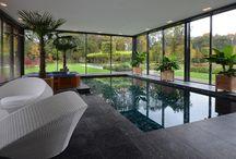 Indoor pool - Binnen zwembad / VSB Wellness indoor pools
