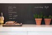 Ideoita unelmien keittiöön / Haaveiletko keittiöremontista? Ideoiden keräämisestä ja haaveilusta se alkaa! Poimi ideat ja toteuta unelmiesi keittiö.