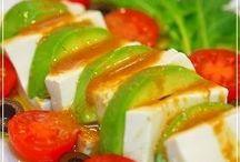 豆腐サラダ / 豆腐サラダ
