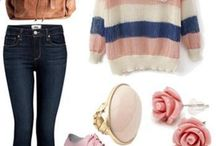 what I would wear to college if I actually had these clothes and I weren't in a hurry all the time