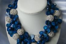 Love the Neck Lace / Custom handcrafted necklace sets for special occasions.
