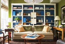 Bookcases / by Layla Palmer