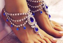 Jewellery / Jewelry collection for your wedding, parties, reception
