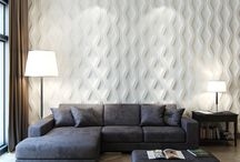 Wall panels and wall paper