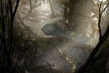 BB - Swamp/Ruins