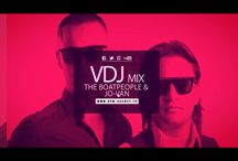 VDJ mix - THE BOATPEOPLE & JO-VAN / Original creation by BPM agency