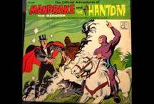 Movie Serials --- The Phantom