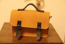 Purse inspiration / Bags or parts of bag I like and would like to make. / by Fran Sterling