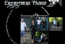 Engagement scrapbooking