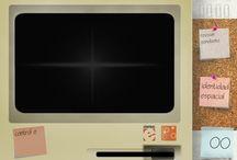 Presentación de Diseño Gráfico de Oficinas / En este proyecto el cliente nos ha dado la oportunidad de intervenir en todo detalle del diseño, esta presentación muestra una propuesta de viniles y detalles que vestirán algunos muros del lugar, la temática es definida por la actividad y el perfil de la empresa. se busco ir mas allá de solo gráficos atractivos a la vista, se busco una identidad y un lenguaje que identificara al equipo de trabajo que habitará estas oficinas.