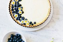 Cake-pie-tart decor