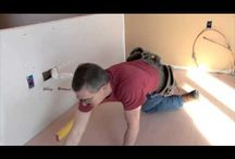 How to install kitchen cabinets / Expert installers take you step-by-step through the process to properly and safely install  your new kitchen cabinets.  Perfect for the home enthusiast, remodeler and DIY'er. / by CliqStudios Cabinets