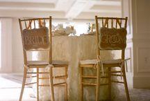 Reception Ideas / by Kristin Crawford