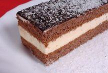 édes sütemények / süti receptek
