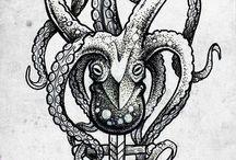Tradicionális Tetoválások