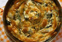 Baking/Тестени