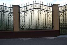 Gard din Fier Forjat