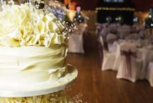 Wedding Cakes / Take a look at some of the wedding cakes of our weddings.