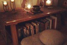 meditation altar ideas