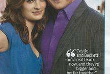 "Castle / ""Look at my life, my dreams come true"" - Richard Castle"