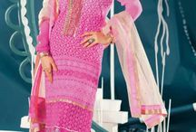 Preity Zinta Salwar Suit Collection - zin-9001 / Bollywood Salwar suit with resham thread embroidery