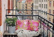 sjung en sång på min balkong
