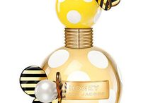 Monica's  Marc Jacobs Honey and favorite scents