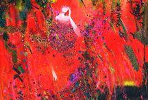 Yulia Luchkina / Contemporary Russian artist