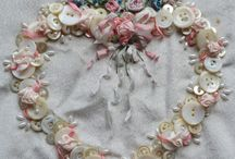 A Silk Ribbon Embroidery / by Sandra Kriek