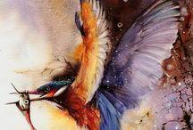 Art, aquarel