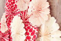 wedding decor for LindaLoo - ideas