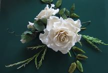 GumPaste Flowers / Motivtorten