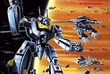 Old School RPG's Rock:Robotech