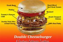 Recipe burger