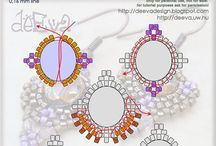 DIY/Ideas  Jewelry / DIY patterns, tutorials, graphed patterns  / by Clearly Helena