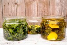 oleje ziołowe