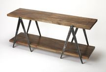 Industrial Style Storage Shelving