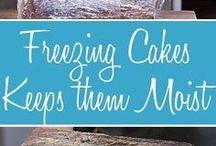 FREZZING MY CAKE