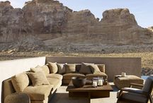 Ralph Lauren Desert Modern  /  www.PacificHeightsPlace.com / by Pacific Heights Place