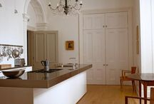 Amazing kitchens...& bits to put in them! / Home & cookery