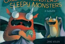 Monstrously Good Books for Little Ones / July 27, 2013 is International Monster's Day! Check out these Monstrously good kids books!