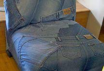 Poef jeans / Poef