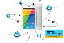 Launch of TITANIUM Hexa / Karbonn Titanium Hexa smartphone  exclusively available on Amazon India for pre-booking. http://bit.ly/1iHCfCK