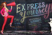 Typografi & kalligrafi