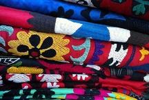 Telas  y tapices