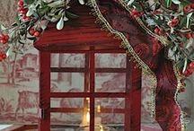 christmas decs / by Barb Schuler