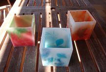 Atelier bougies 2 / Photos ateliers bougies